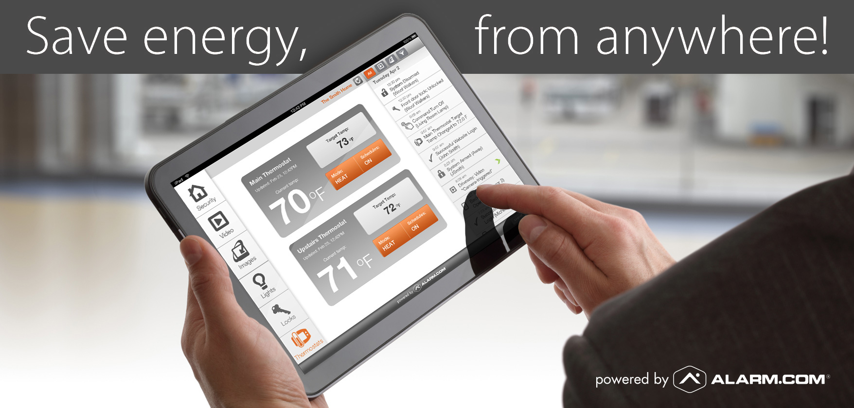 Houston Home Energy Management System