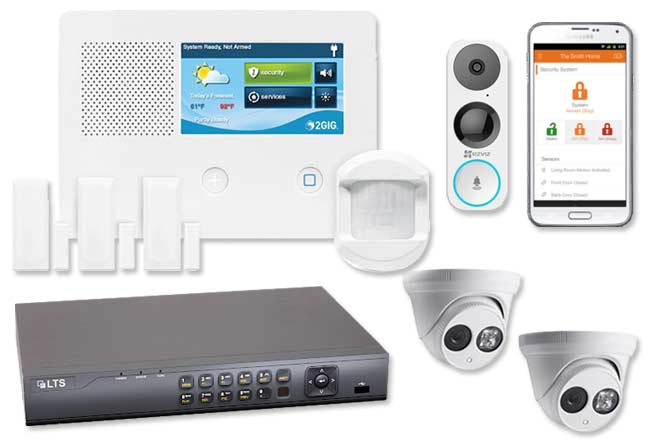 Home Security Systems Houston - Home Alarm Monitoring 24/7 - Safeguard Home  Security Systems
